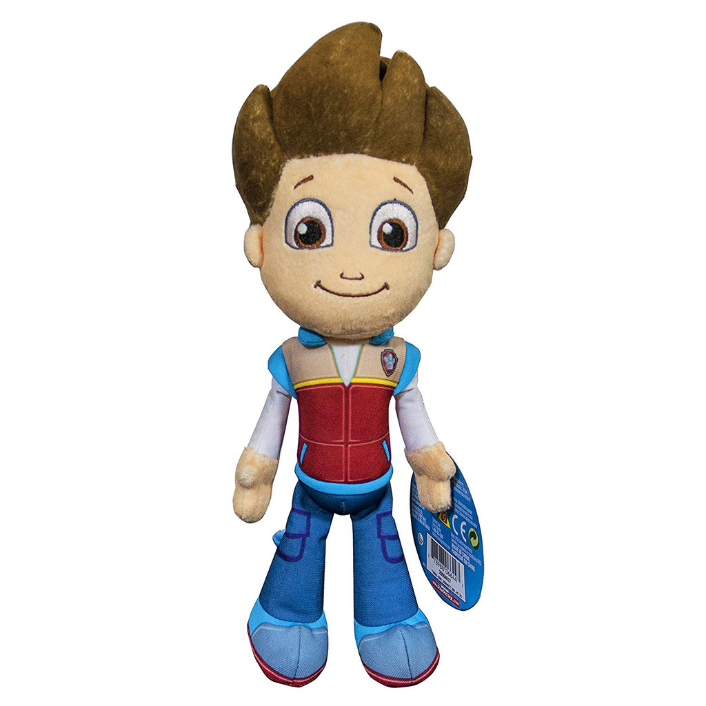 Paw Patrol - RYDER plush 20cm - GENUINE LICENSED