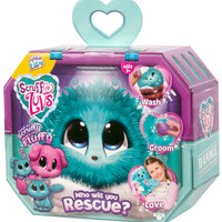 Scruff A Luvs Rescue Pets ~ Little Live Pets ~ BLUE