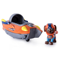 Paw Patrol -  SEA PATROL - ZUMA's Vehicle & ZUMA