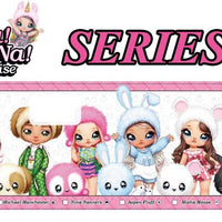 MGA- NA NA NA SURPRISE - SERIES 2 - 1 FULL CARTON of 9 DOLLS  ( lol surprise )