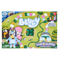 BLUEY - Bluey & Friends Bluey Shadowlands Board Game