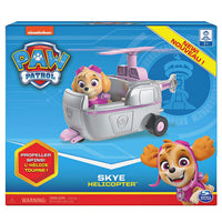 Paw Patrol - Skye's Skye Helicopter Vehicle and Pup Skyes