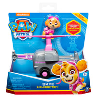 Paw Patrol - ORIGINAL - Skye's Skye Helicopter Vehicle and Pup Skyes