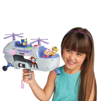 Paw Patrol -  ULTIMATE RESCUE - SKYE's ULTIMATE HELICOPTER - MEGA SIZE + Lights and sounds