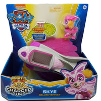 Paw Patrol -  CHARGED UP - SKYE Vehicle with removable pups chase LIGHTS & SOUNDS