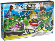 Beyblade Burst Turbo Slingshock Cross Collision Battle Playset