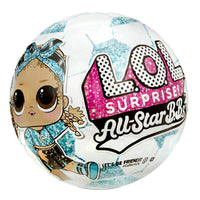 L.O.L LOL Surprise - All-Star B.B.s Sports SOCCER - 1 doll / Ball