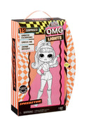 L.O.L LOL Surprise - OMG LIGHTS SPEEDSTER Fashion Doll with 15 surprises