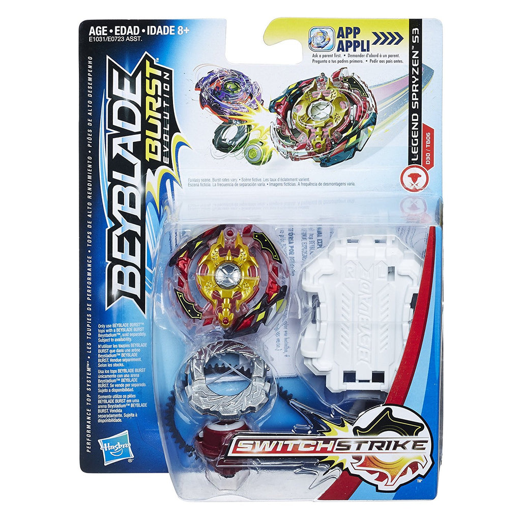 BeyBlade Burst - Evolution Switchstrike - LEGEND SPRYZEN S3