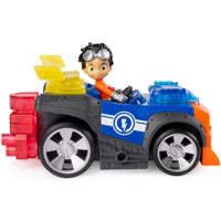 RUSTY RIVETS - Supercharged Kart, Building Set with Lights and Sounds - on clearance