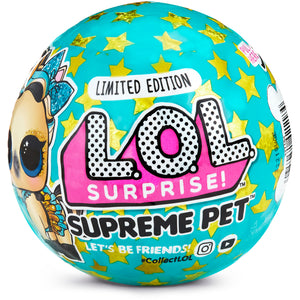 LOL Surprise Dolls - SUPREME PET LUCKY LUXE PONY