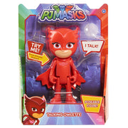 PJ MASKS - OWLETTE - Talking Poseable Figure 20cm DELUXE phrases from the show