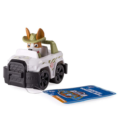 PAW PATROL - Rescue Racers, Tracker Jungle Pup