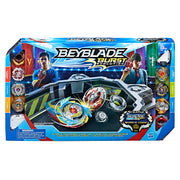 BeyBlade Burst Evolution - Ultimate Tournement Tops & Beystadium Includes Spryzen Requiem S3