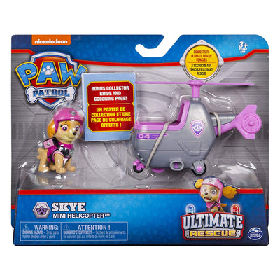 Paw Patrol -  ULTIMATE RESCUE - Skye's Mini Helicopter and Skye