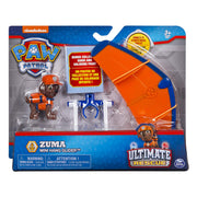 Paw Patrol -  ULTIMATE RESCUE - Zuma's Mini Hang Glider and Zuma - on clearance