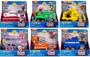 Paw Patrol -  ULTIMATE RESCUE FULL SET of 6 PUPS & VEHICLES