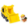 Paw Patrol -  ULTIMATE RESCUE - RUBBLE's BULLDOZER with moving scoop and lift-up dump bed