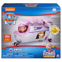 Paw Patrol -  ULTIMATE RESCUE - SKYE 's Copter