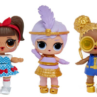 LOL Surprise Innovation Dolls - UNDERWRAPS - 1 doll - on clearance