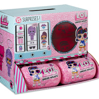 LOL Surprise Innovation Dolls - UNDERWRAPS - BOX OF 12 - On hand ready to ship
