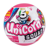 ZURU - 5 Surprise - UNICORN SQUAD