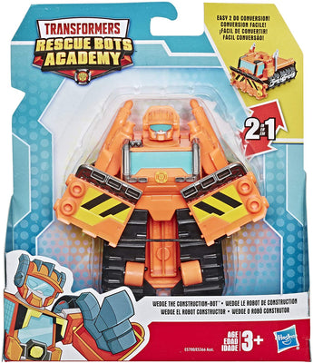 Rescue Bots - PlaySkool Heroes - Wedge the Construction bot