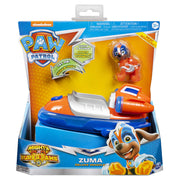 Paw Patrol -  MIGHTY PUPS - ZUMA Vehicle with removable pups chase LIGHTS & SOUNDS