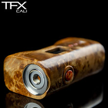 TFX-CALI - DNA75C Regulated Mod - Stabilised Alder Burl