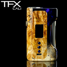 TFX-CALI - DNA75C Regulated Mod - Stabilised Spalted Horse Chestnut