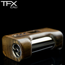 TFX-CALI - DNA75C Regulated Mod - Stabilised Walnut