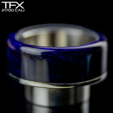 TFX-CALI - 21700 - DNA75C Regulated Mod - Stabilised Elm Burr