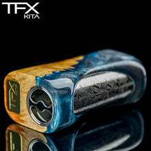 TFX-KITA - 21700 - DNA75C Regulated Mod - Stabilised Mallee Burl
