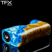TFX-KERA Squonk Mod (ClickFet) - Stabilised Brown Mallee