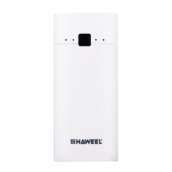 Battery Box HAWEEL DIY Power Bank Shell Box 2x 18650 Battery