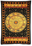 Indian Mandala Tapestry Hippie Home Decorative Wall Hanging Tapestries Boho Beach Towel Yoga Mat Bedspread Table
