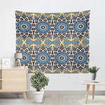 Multicolor Beautiful Mandala Tapestry Wall Hanging Beach Towel,Home Decor Tapestries Living Room Bedroom Couch Blanket