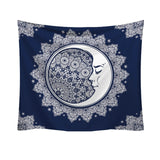 Fashion Tapestry Fresh Style Tarrot Sun Moon Pattern Blanket Mandala bohemian Decorative Hippie tapestry Home Decor