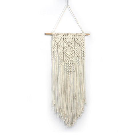 Macrame Wall Hanging Woven Wall Art Macrame Tapestry  Boho Home Decor