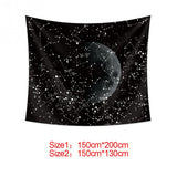 Hot pin Hanging Cloth Constellation Tapestry Printing Hanging Picture Tablecloth beach towel wall decoration Decorative Cloth