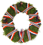 4th of July  Wreath - 20 inch