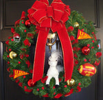 #1 USC Champion Football Wreath