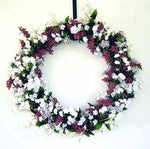Beautiful Blossom Wreath - 20 inches