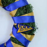 UCLA Football Ribbon Wreath - 20inch
