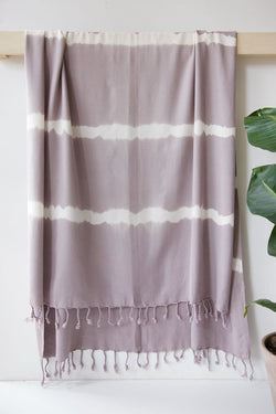 Tie Dye Turkish Beach Towel