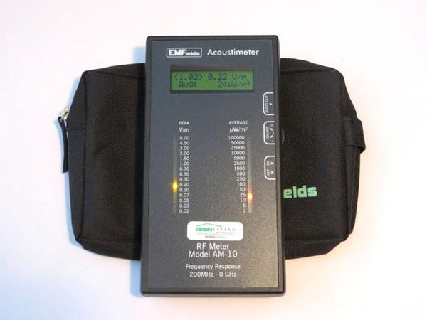 RF Analyzer: Acoustimeter AM-10