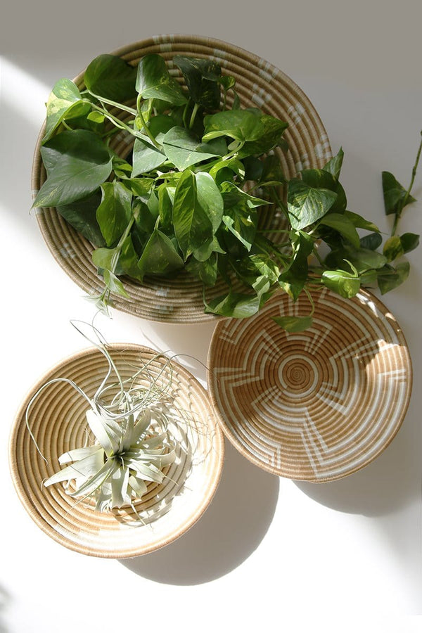 Neutral Basket Set