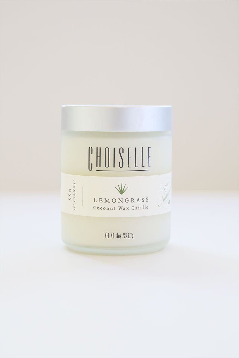 Organic Coconut Wax Candles