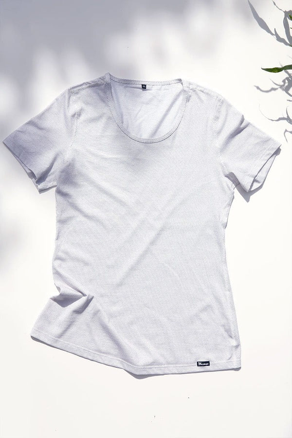 Shielding T-Shirt for Women, Short Sleeved
