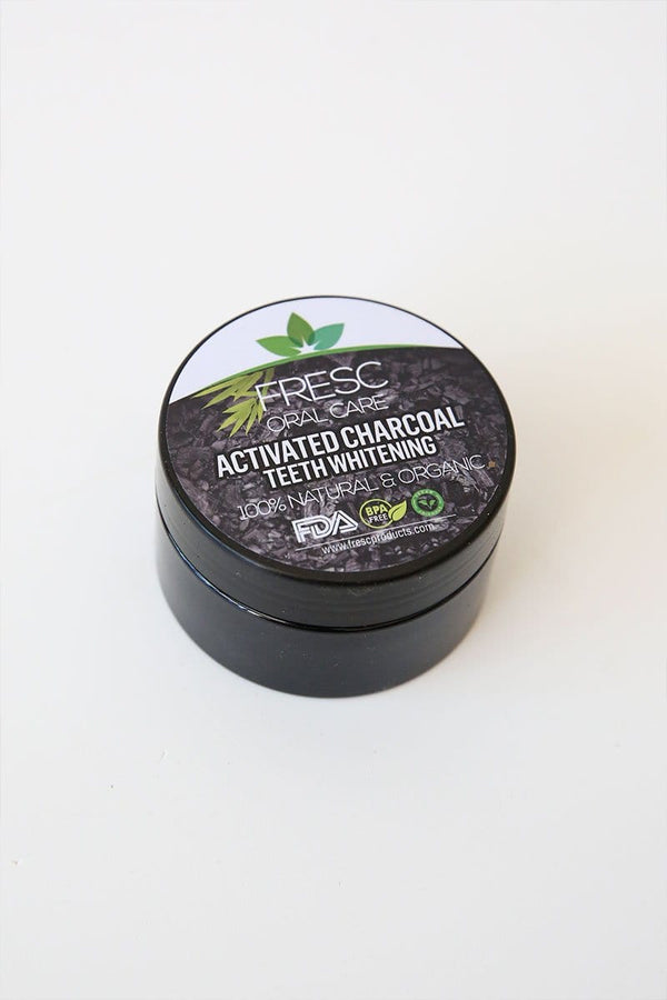 Charcoal Teeth Whitening Powder